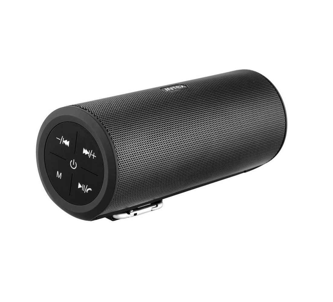 Buy Intex Black Wireless Bluetooth Speaker It 15s Bt Online At Best Price On Moglix