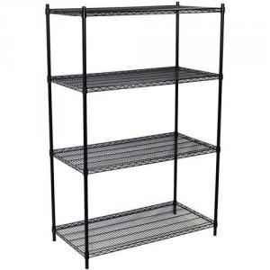 5 Layer Metal Storage Rack, LP9040210, Load capacity: 125 kg/Layer
