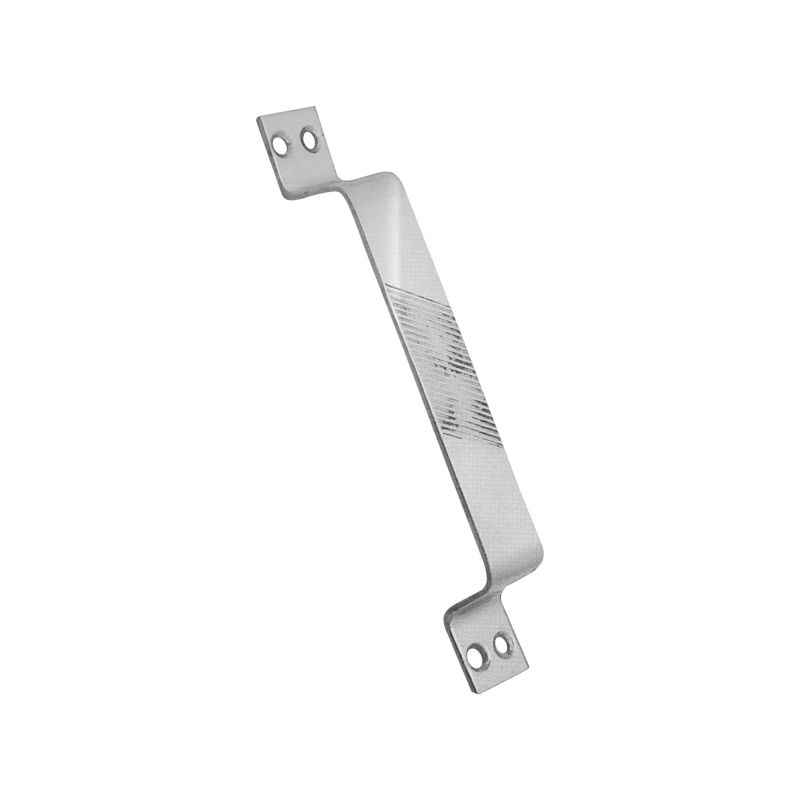 SmartShophar 4 Inch SS Silver Aviron Cabinet Handle, 64721-SCH-SS04
