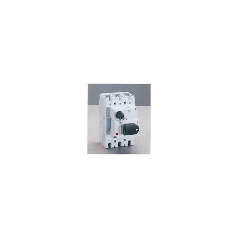 Legrand Rotary Handles Standard Handle for Thermal Magnetic Dpx3 Without Earth Leakage Module, 6210 00