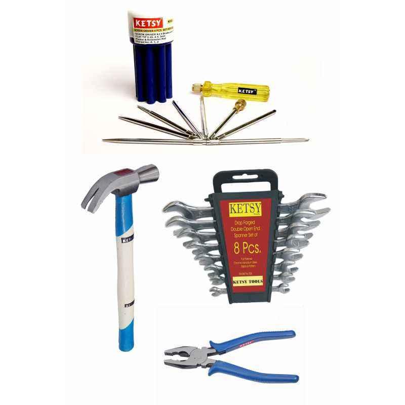 Ketsy 775 Hand Tool Kit