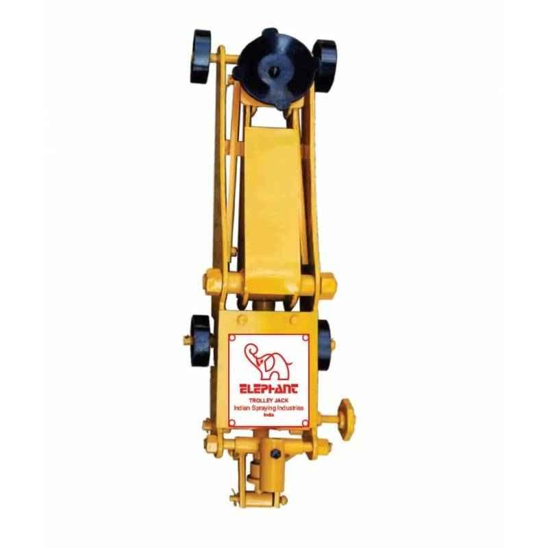 Elephant 5 Ton Hydraulic Trolley Jack, TJ-04