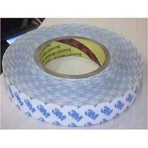 3M 91088 Double Sided Polyester Tape, 12mmx50m