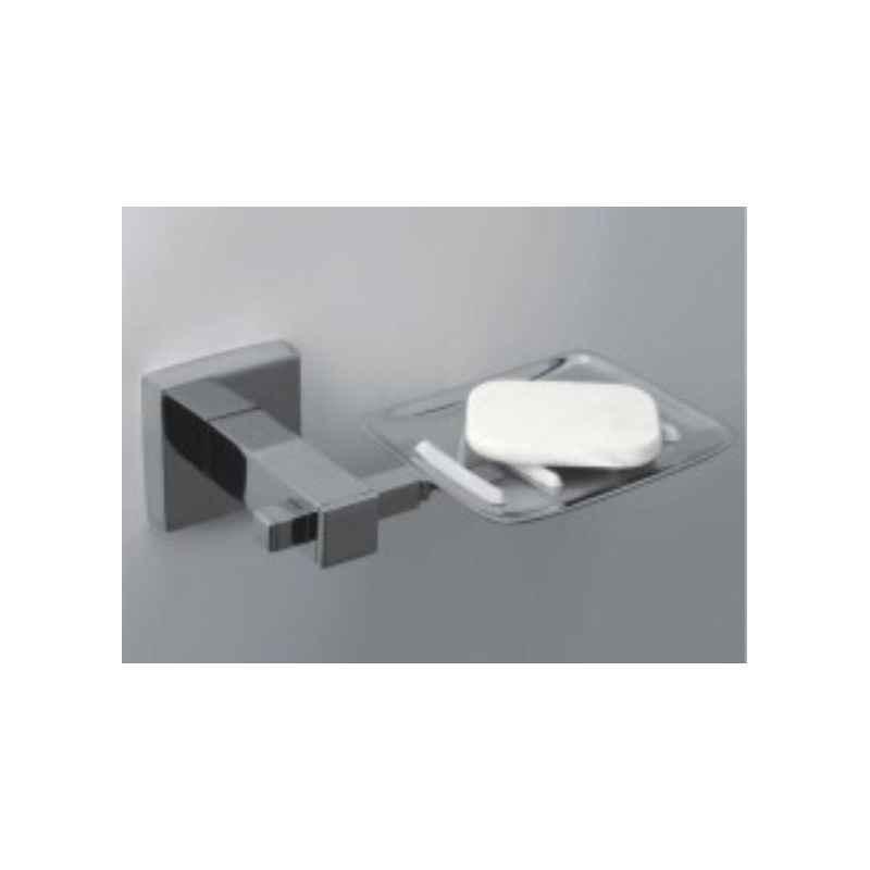 Bath Age Square Soap Dish, JSQ 501