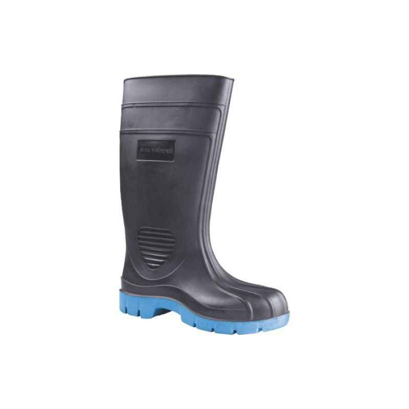 Bata Industrials 14 Inch Hippo Steel Toe Safety Gumboots, Size: 7
