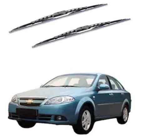 Buy Hella Wb Bk 008 Premium Black Wiper Blade Set For Chevrolet