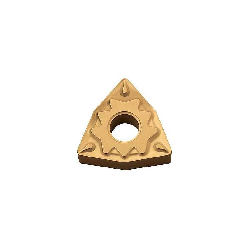 Kyocera WNMG080412HQ Cermet Turning Insert, Grade: PV7025
