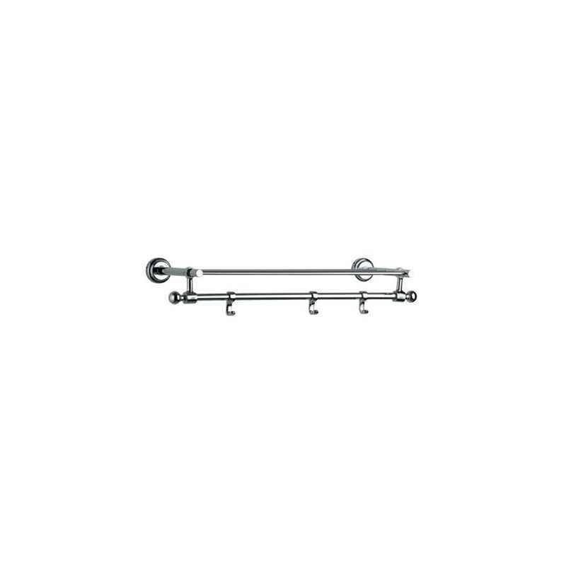Jaquar Solo 1/2 inch Chrome Finish Basin Mixer, SOL-6051B