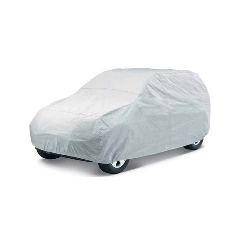 Uncle Paddy Silver Car Cover for Maruti Suzuki A-Star
