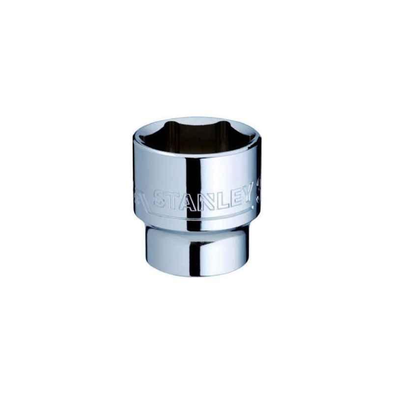 Stanley 1/4 Inch 6 PT Standard Socket, 6mm, STMT72877-8B-12