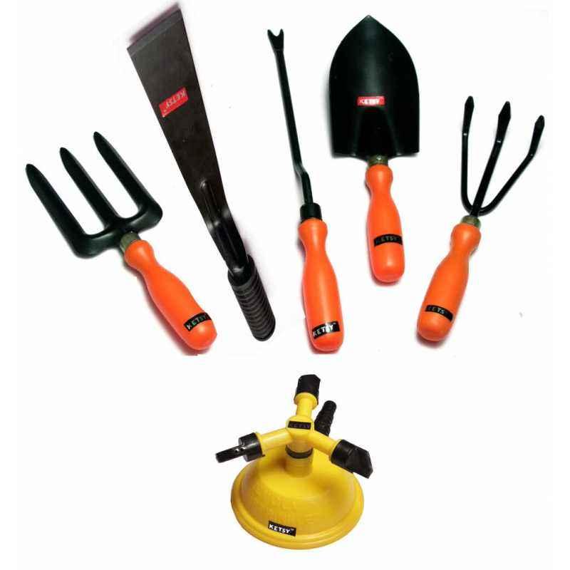 Ketsy 717 Gardening Tool Kit