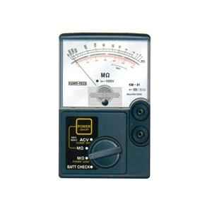 Kusam Meco KM 41 Analog Insulation Tester