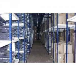 Metafold Mild Steel High Rise Storage Solution, Load Capacity: 500 kg to 2.5 Ton/Level