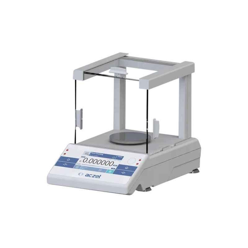 Aczet CY 304A Touch Screen Semi Micro Balance, Capacity: 301 g