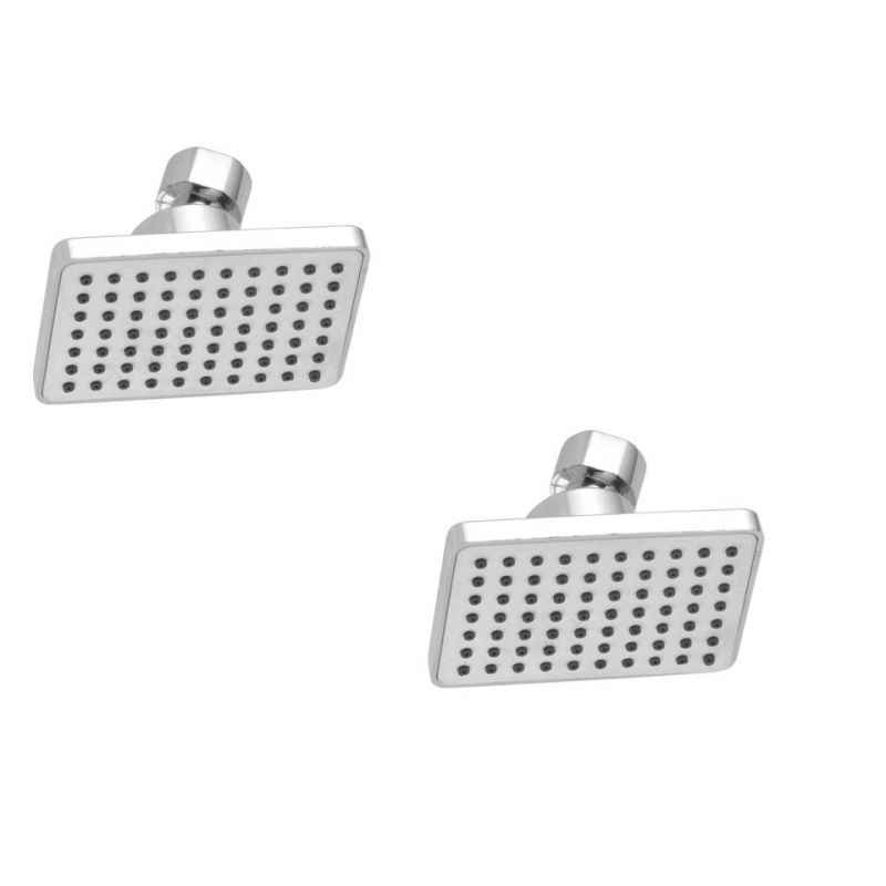Kamal OHS-0001-S2 Sail Shower Head (Pack of 2)