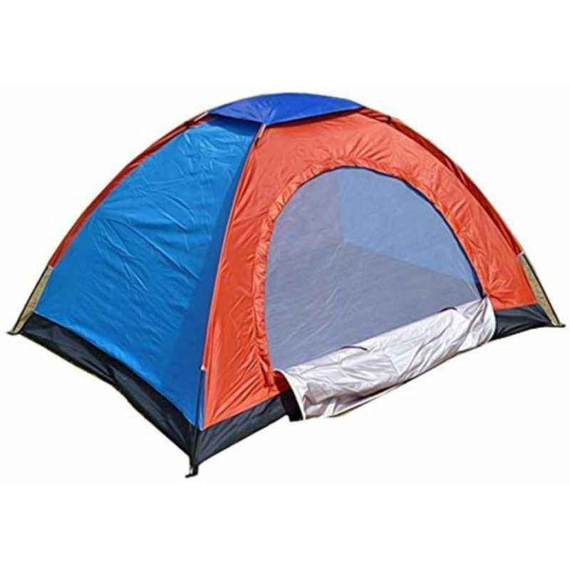 GTB Multi Colour Water Proof Dome Shape Shelter Tent, 8 Persons