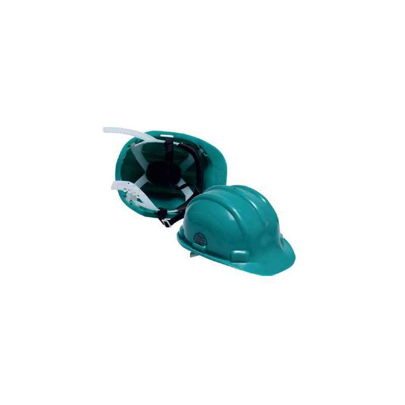 Royal Yellow Ratchet Safety Helmet