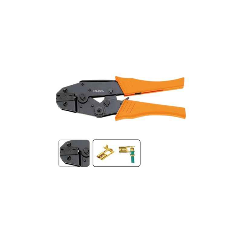 Power Connect PCLS-05FL Crimping Tool, Capacity: 0.5-6 sq mm