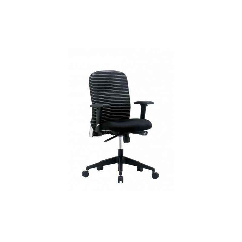 "Bluebell Ergonomics Equss Mid Back Office Chair""|"" BB-EQ-02-D"