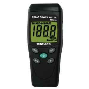 Tenmars BTU Solar Power Meter, TM-206