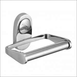 Kamal Diplomat Brass Toilet Paper Holder, ACC-1047