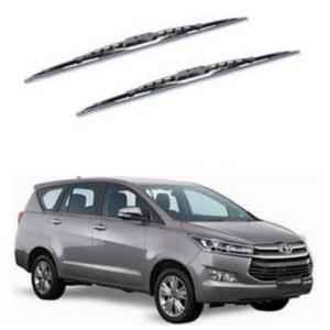 Hella WB-BK-161 Premium Black Wiper Blade Set For Toyota Innova Crysta