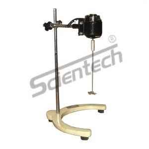 Scientech 1/20 HP Laboratory Stirrer without Drill Chuck, SE-150