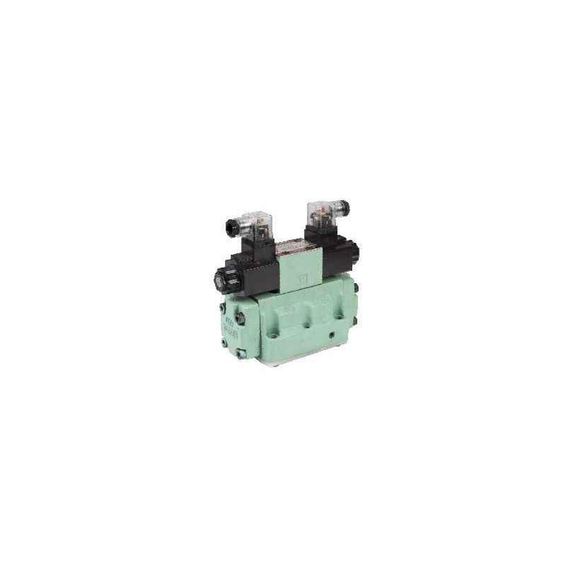 Yuken DSHG-10-3C7-C1C2-R2-D100-N1-51 Solenoid Pilot Operated Directional Valve