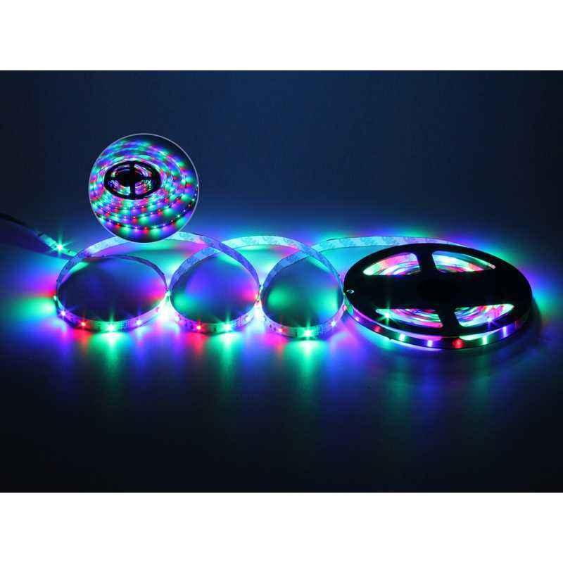 VRCT 3W Classic RGB LED Strip Light with Adaptor, DL-617
