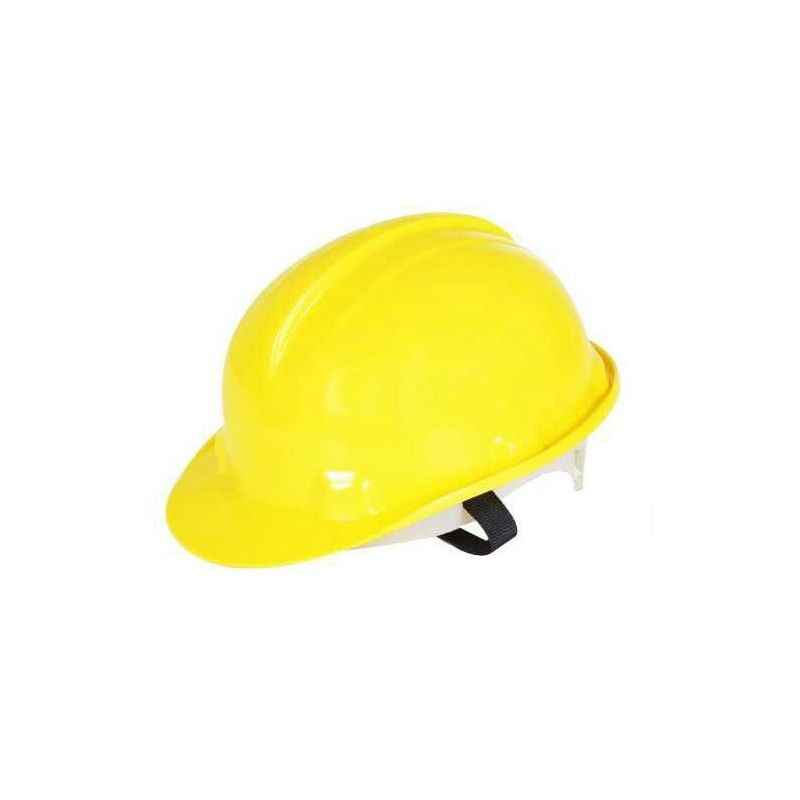 Volman Nape Yellow Safety Helmet