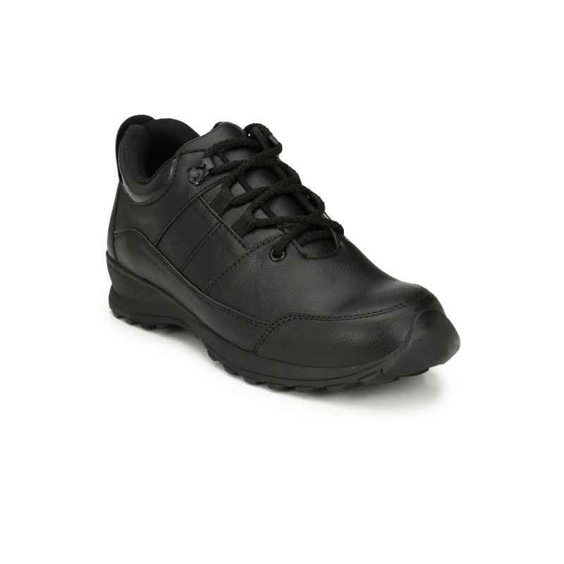 Eego Italy WW-37 Steel Toe Black Safety Shoes, Size: 11