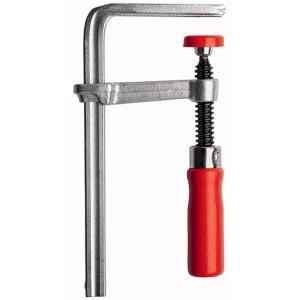 Bessey GTR16B6 All-Steel Table Clamp, Jaw Opening: 160 mm