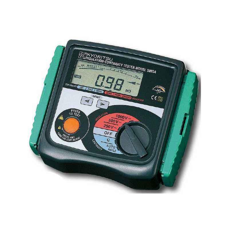 Kyoritsu KEW 3005A Digital Insulation Tester