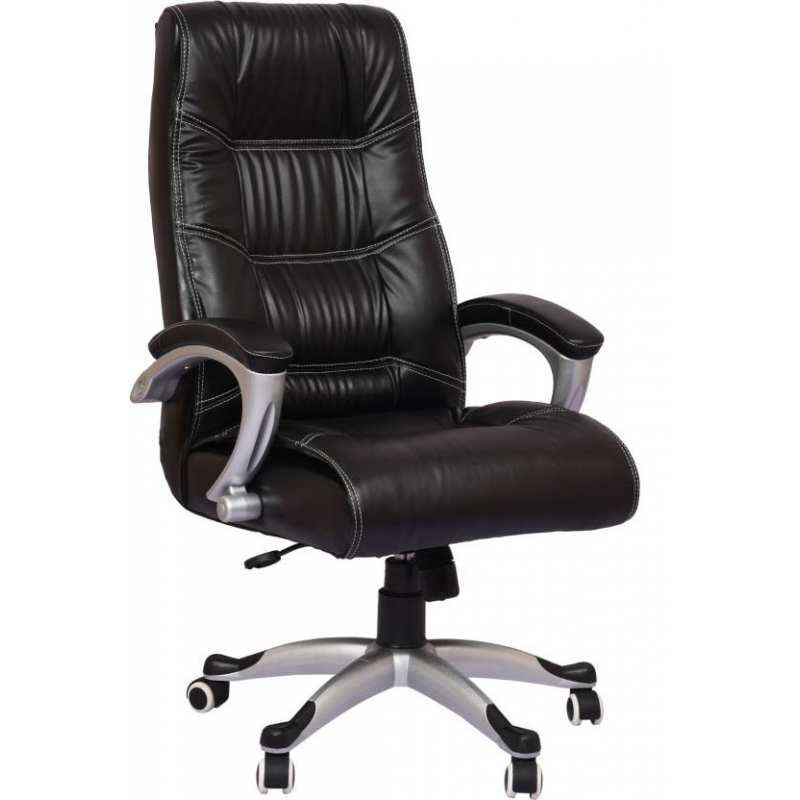 Mezonite High Back Leatherette Black Meeting Room Office Chair