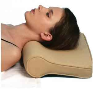 Turion RT06 Cervical Pillow For Spondylosis Neck and Back Pain Support