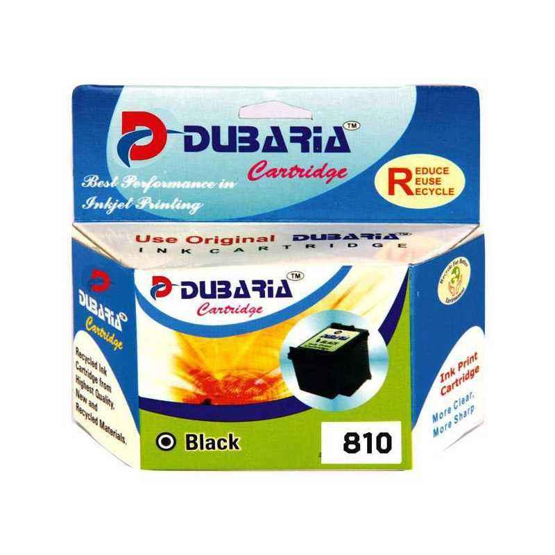 Dubaria 810 Black Ink Cartridge For Canon PG 810