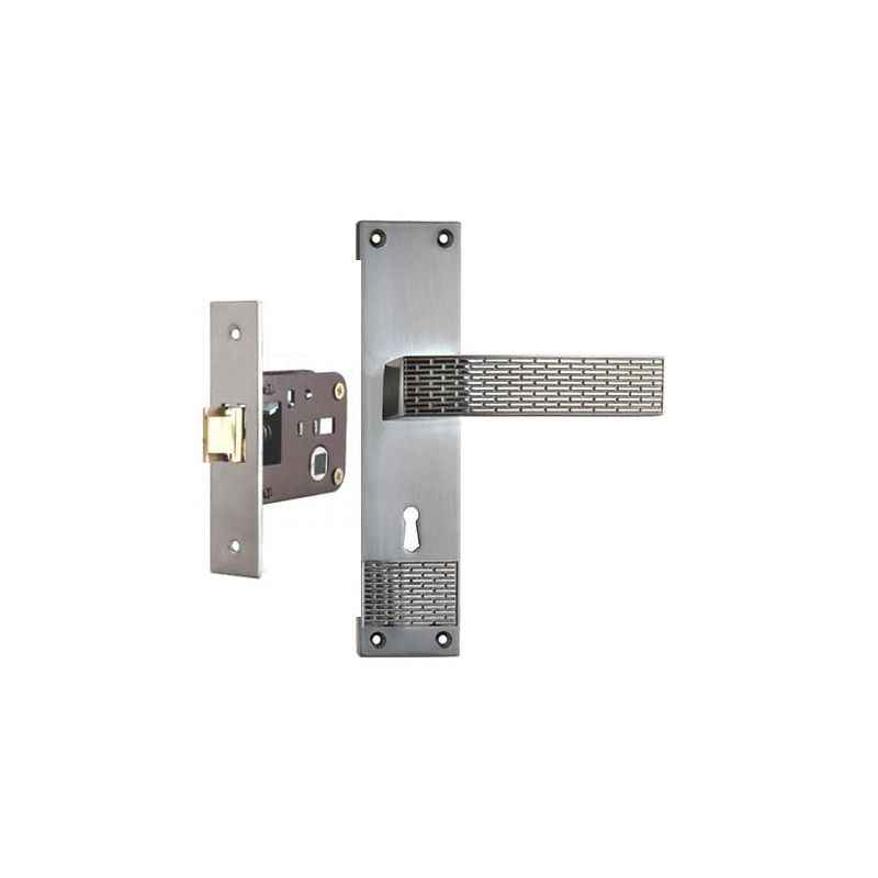 Plaza Ciaz Stainless Steel Finish Handle with 200mm Baby Latch Keyless Lock
