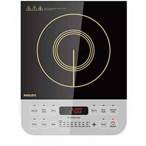 Philips 2100W HD4928/01 Black Induction Cooker