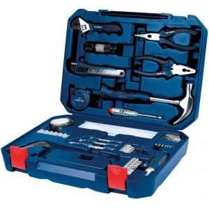 Bosch 108 Pieces All-in-One Metal Hand Tool Kit, 2607002790