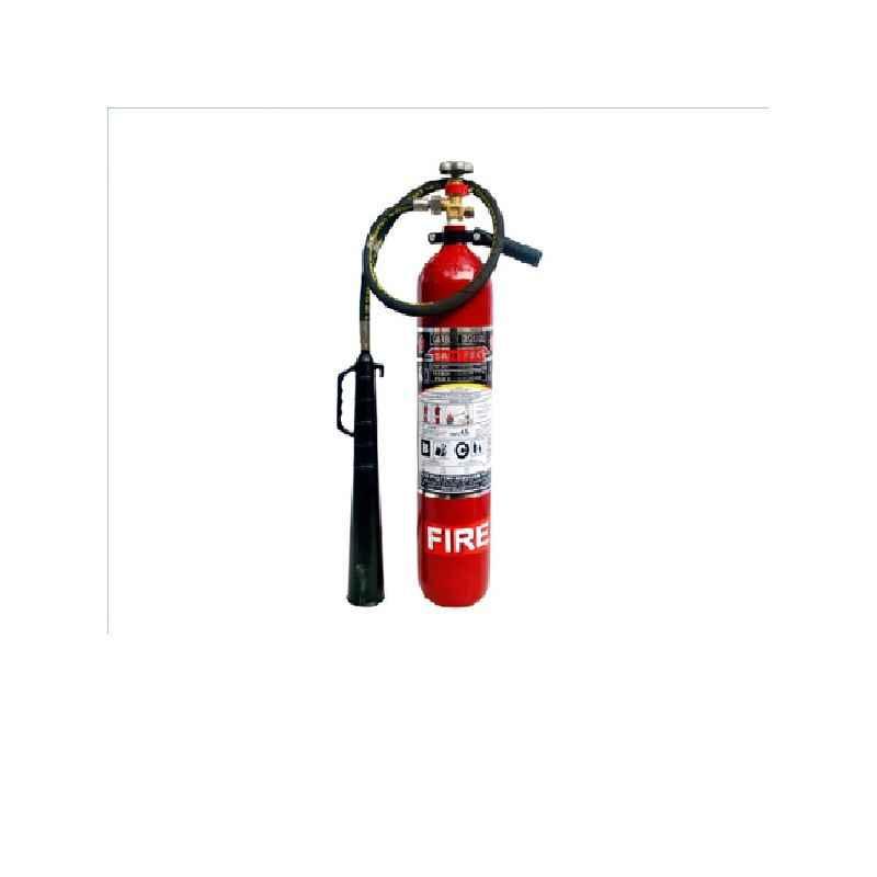 SafePro 2kg CO2 Type Fire Extinguisher
