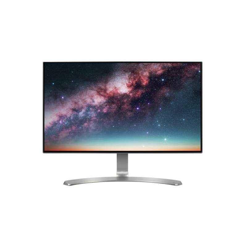 LG 24 Inch Borderless IPS LED Monitor, 24MP88HV-S