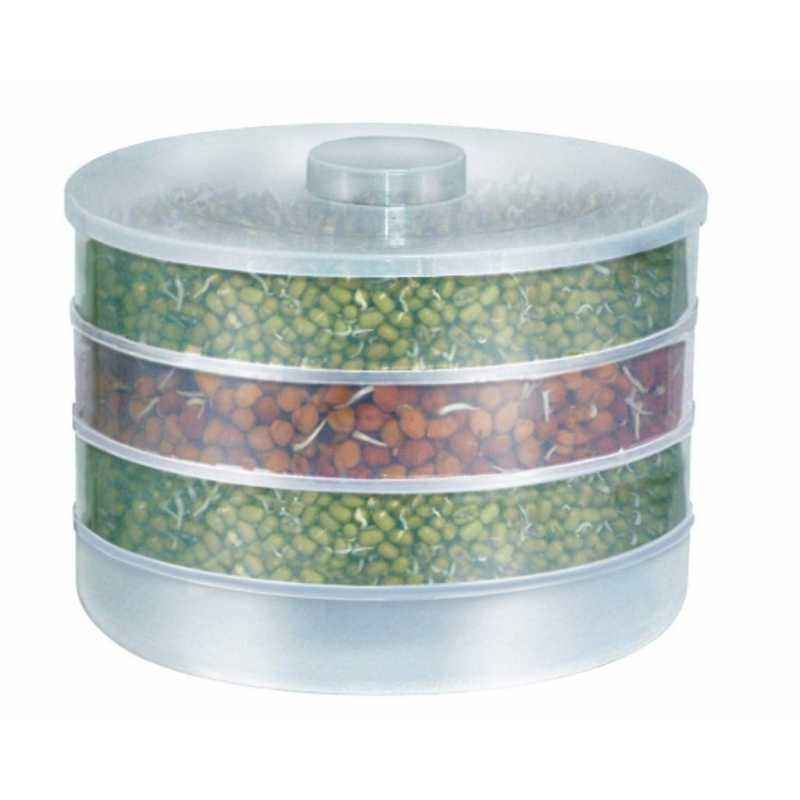 SM Healthy White Sprout Maker 4 Layer Box Container