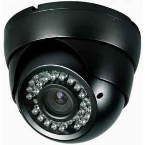 TELEDEALZ Black CCTV Camera
