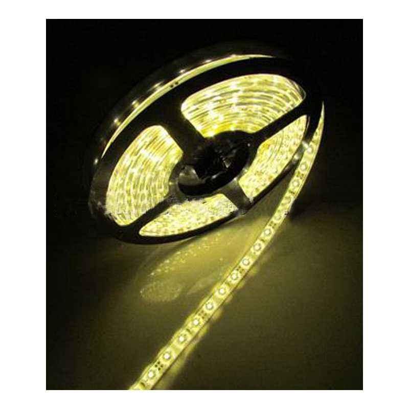 Blackberry Overseas 5m Warm White\Yellow Self Adhesive LED Strip Light