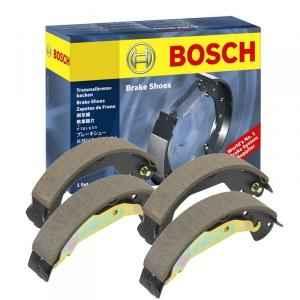 Bosch Rear Brake Shoe For Piaggio Ape 501/ 601, F002H236828F8 (Pack of 4)