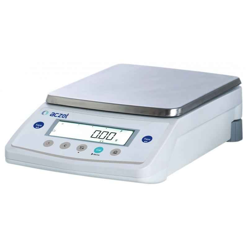Aczet CY 3101C High Precision Balance, Capacity: 3100 g