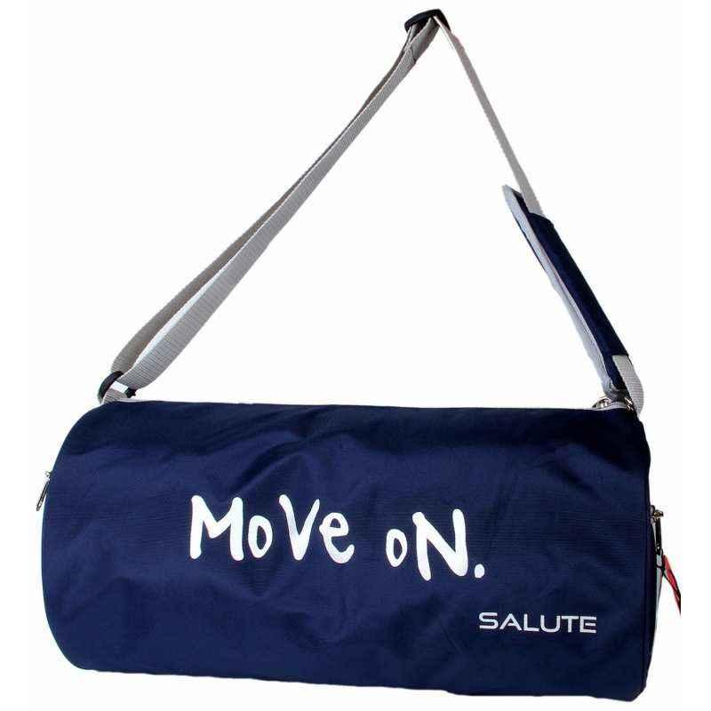 Salute Trendy 18 Litre Navy Blue Polyester Duffel Bag