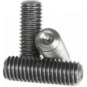 Caparo Socket Set Screws, M3, 6mm