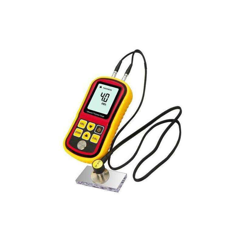 Metrix+ UTG 5 Digital Ultrasonic Thickness Gauge