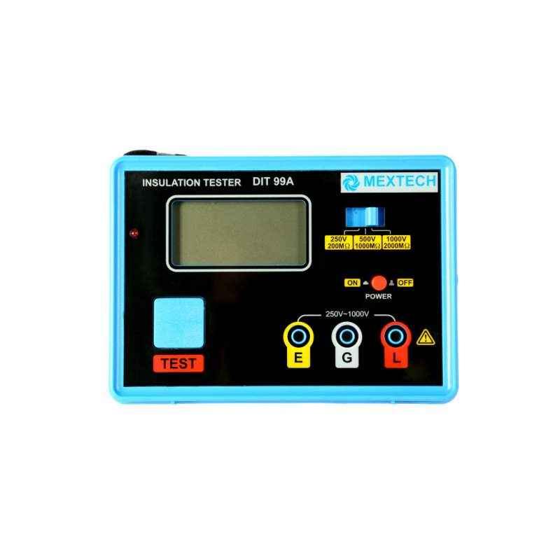 Mextech DIT-99A Digital Insulation Tester